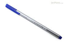 Staedtler Triplus Fineliner Pen - 0.3 mm - Blue - STAEDTLER 334-3