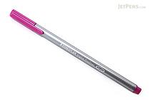 Staedtler Triplus Fineliner Pen - 0.3 mm - Dark Mauve - STAEDTLER 334-61