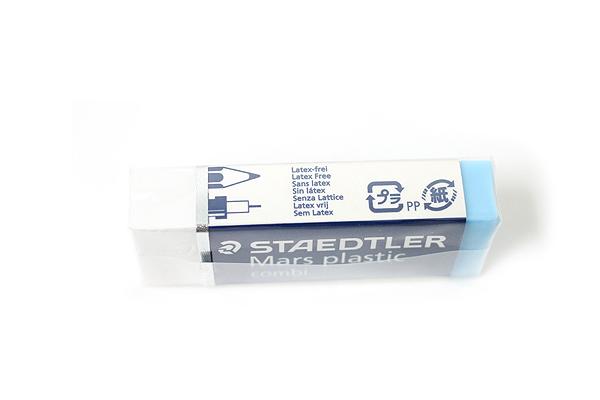 Staedtler Mars Plastic Combi Eraser - STAEDTLER 526 508