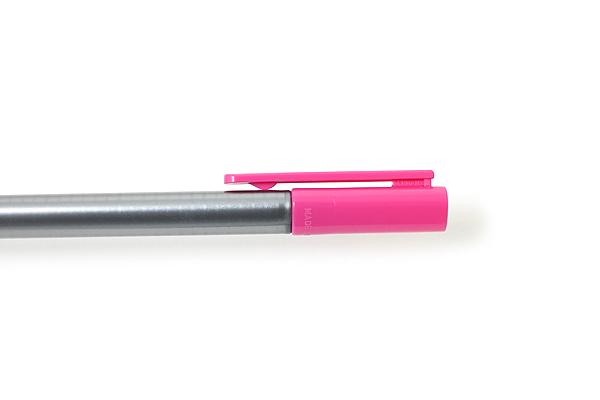 Staedtler Triplus Fineliner Pen - 0.3 mm - Magenta - STAEDTLER 334-20