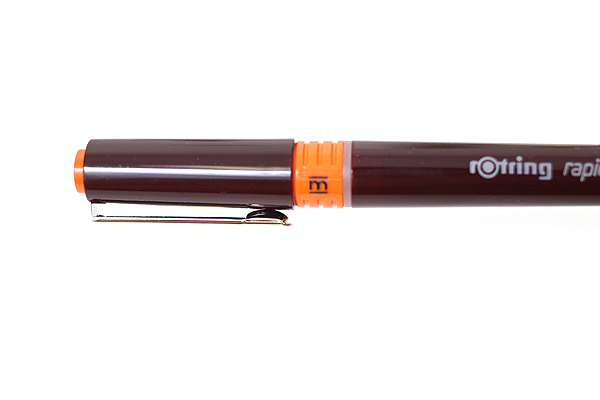 Rotring Rapidograph Pen - 1.0 mm - Black Ink - ROTRING 155100