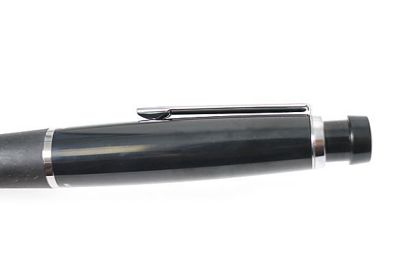 Paper Mate PhD Retractable Ballpoint Pen - 1.0 mm - Black Body - Black Ink - PAPER MATE 67204