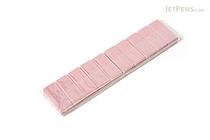 Palomino Blackwing Pencil Replacement Eraser - Pink - Pack of 10 - PALOMINO 103197
