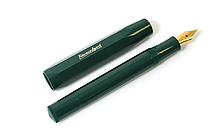 Kaweco Classic Sport Fountain Pen - Fine Nib - Green Body - KAWECO 10000488
