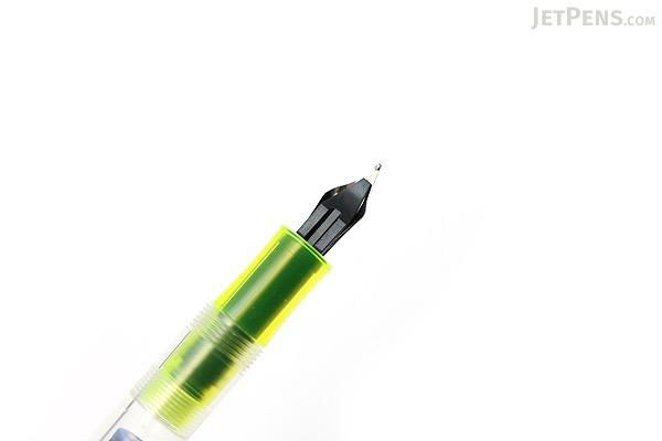 Kaweco Ice Sport Fountain Pen - Yellow  - Medium Nib - KAWECO 10000571
