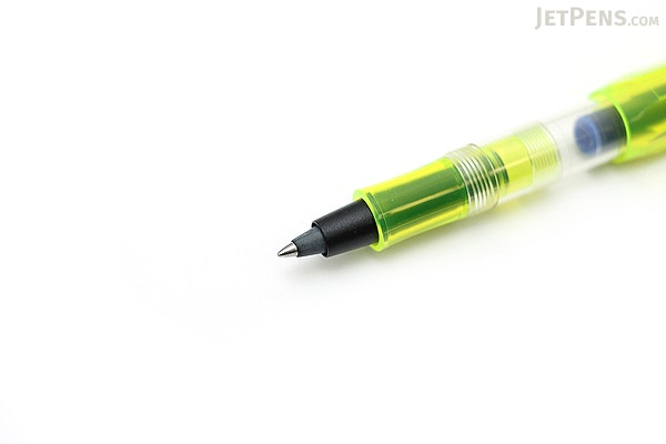 Kaweco Ice Sport Ink Cartridge Roller Ball Pen - Medium Point - Yellow Body - KAWECO 10000583