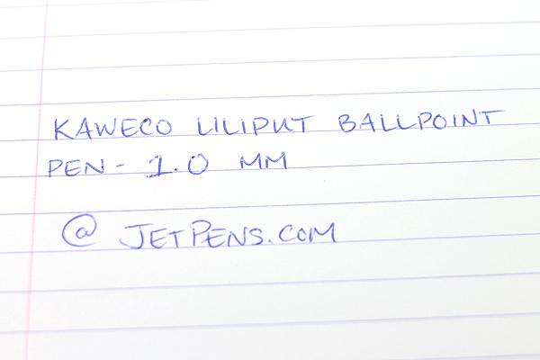 Kaweco Liliput Ballpoint Pen 1.0 mm - Black Body - KAWECO 10000161