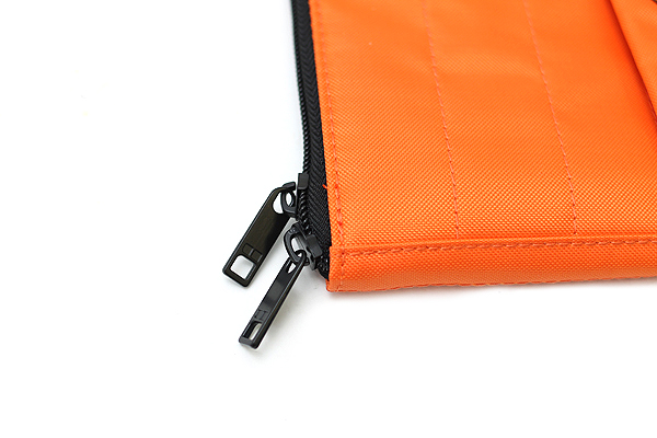 Lihit Lab Teffa Bag in Bag - A4 - Orange - LIHIT LAB A-7554-4