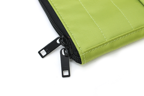 Lihit Lab Teffa Bag in Bag - A4 - Yellow Green - LIHIT LAB A-7554-6