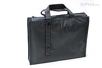 Lihit Lab Teffa 2 Way Carrying Bag - Size B4 - Black - LIHIT LAB A-7651-24