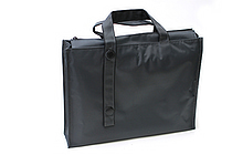 Lihit Lab Teffa 2 Way Carrying Bag - Size B4 - Black - LIHIT LAB A-7651-24