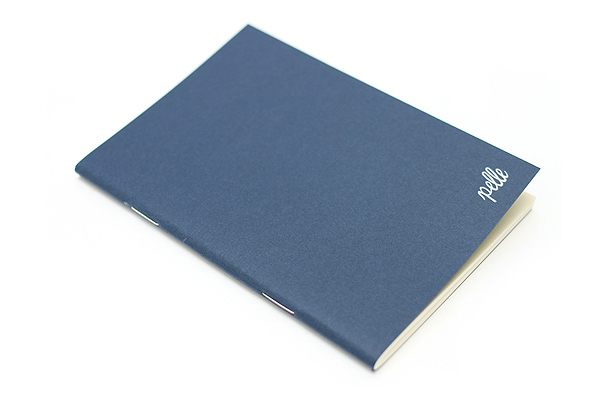 "Pelle Linen Paper Notebook Insert - Small (3.4"" X 4.9"") - Lined - 64 Pages - PELLE LN S L"