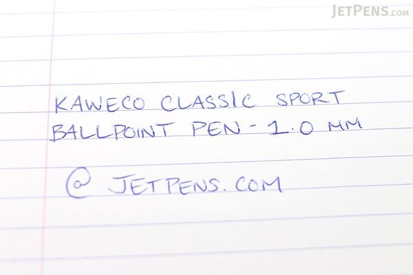 Kaweco Classic Sport Ballpoint Pen - 1.0 mm - Blue Body - KAWECO 10000018
