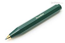 Kaweco Classic Sport Ballpoint Pen - 1.0 mm - Green Body - KAWECO 10000493