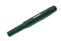 Kaweco Classic Sport Fountain Pen - Broad Nib - Green Body