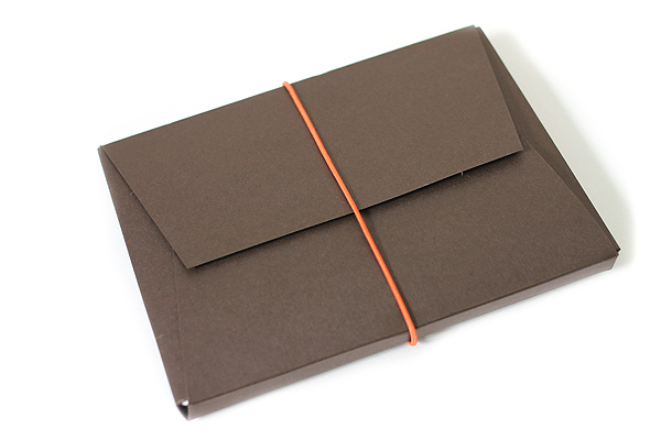 """Pelle Leather Journal - Brown - Small + 1 Plain Linen Paper Notebook (3.4"""" X 4.9"""") Insert - 64 Pages - PELLE LJ S"""