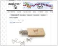 Dog Milk article screenshot