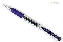 Uni-ball Signo UM-151 Gel Pen - 0.38 mm - Lavender Black - UNI UM151.65