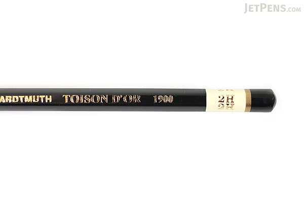 Koh-I-Noor Toison D'or Graphite Pencil - 2H - Pack of 12 - KOH-I-NOOR FA1900.2H