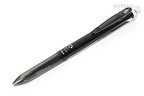 Pilot 2+1 Light 2 Color 0.7 mm Ballpoint Multi Pen + 0.5 mm Pencil - Black Body