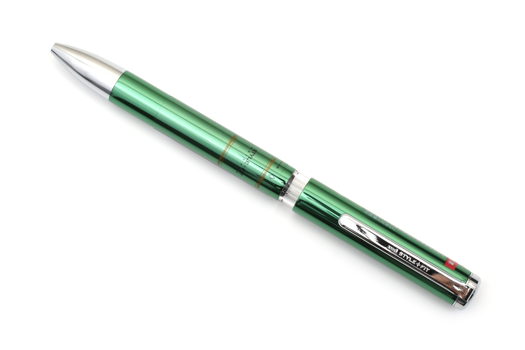 Uni Style Fit Meister 3 Color Multi Pen Body Component - Mint Green - UNI UE3H1008.31