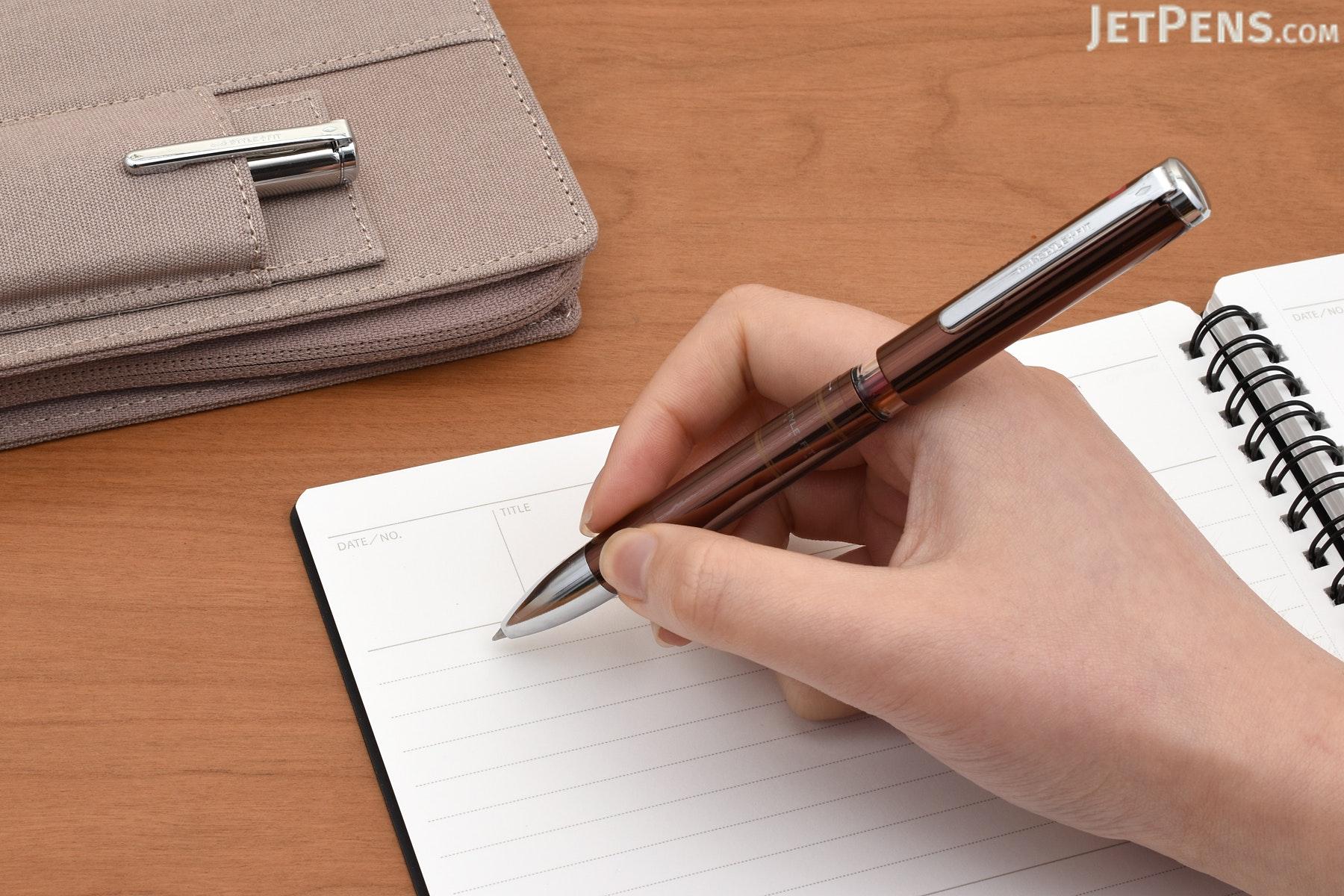 Uni Style Fit Meister 3 Color Multi Pen Body Component - Mint Green - UNI UE3H1008.31