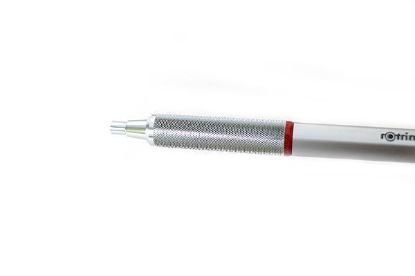 Rotring Rapid Pro Ballpoint Pen - 1.0 mm - Silver Body - Blue Ink - ROTRING 1904291