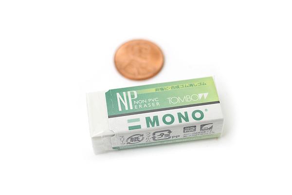 Tombow Mono NP Non-PVC Eraser - Small - TOMBOW EB-SNP