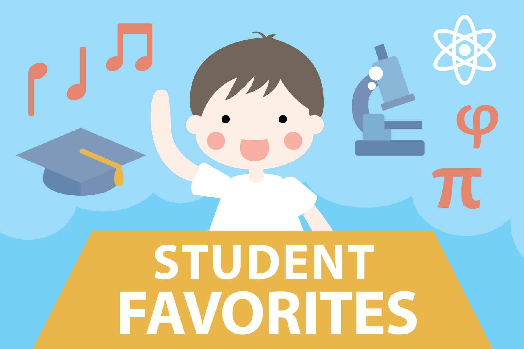 Student Favorites