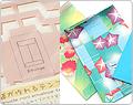 Kuretake Mini Envelop Templates