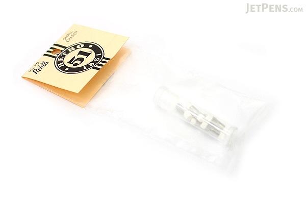Retro 51 Hex-O-Matic Mechanical Pencil Eraser Refill - Pack of 6 - RETRO 51 REF41-E