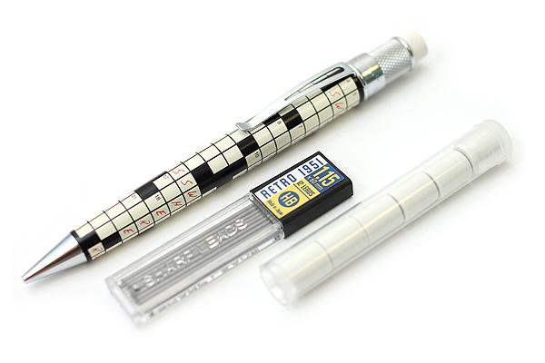Retro 51 Tornado Crossword Mechanical Pencil - 1.15 mm - RETRO 51 VRP-1545