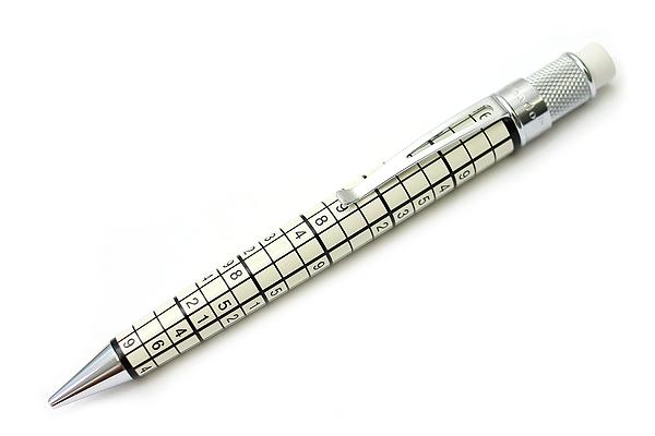 Retro 51 Tornado Sudoku Mechanical Pencil - 1.15 mm - RETRO 51 VRP-1540N