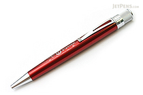 Retro 51 Tornado Classic Lacquers Rollerball Pen - 0.7 mm - Red Body - RETRO 51 VRR-1308