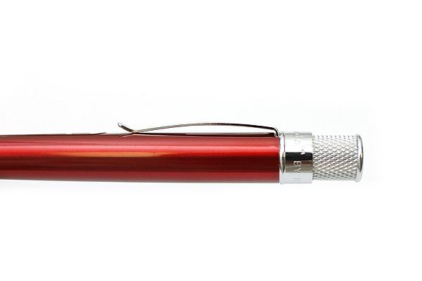 Retro 51 Tornado Classic Lacquers Rollerball Pen - 0.7 mm - Red Body - RETRO 51 VRR-1308