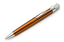 Retro 51 Tornado Classic Lacquers Rollerball Pen - 0.7 mm - Orange Body - RETRO 51 VRR-1302