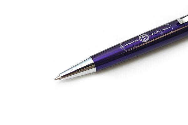 Retro 51 Tornado Classic Lacquers Rollerball Pen - 0.7 mm - Blue Body - RETRO 51 VRR-1307