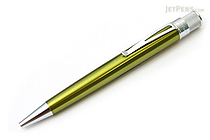 Retro 51 Tornado Classic Lacquers Rollerball Pen - 0.7 mm - Kiwi Green Body - RETRO 51 VRR-1311