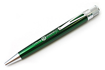 Retro 51 Tornado Classic Lacquers Rollerball Pen - 0.7 mm - Green Body - RETRO 51 VRR-1314