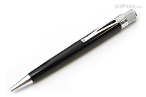 Retro 51 Tornado Classic Lacquers Rollerball Pen - 0.7 mm - Black Body - RETRO 51 VRR-1301