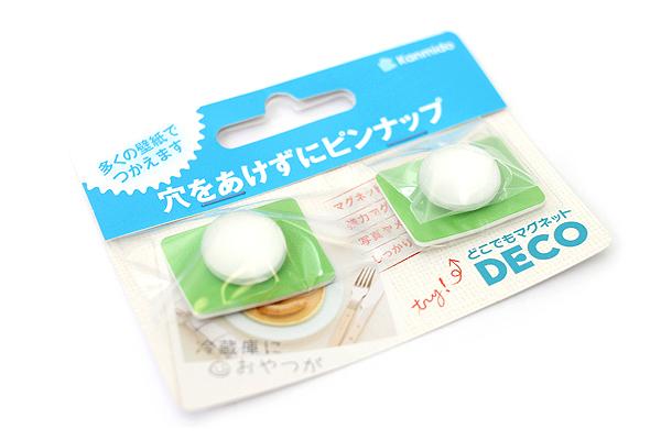 Deco Wherever Magnet - Lime Green - DM-2102