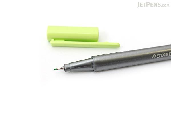 Staedtler Triplus Fineliner Pen - 0.3 mm - Lime Green - STAEDTLER 334-53