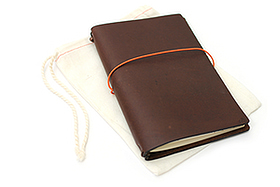 New Beginnings in 2012 - Win a Pelle Leather Journal and Kaweco Classic Sport!