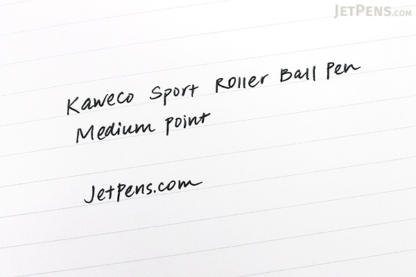 Kaweco Ice Sport Rollerball Pen - Medium Point - Red Body - KAWECO 10000085