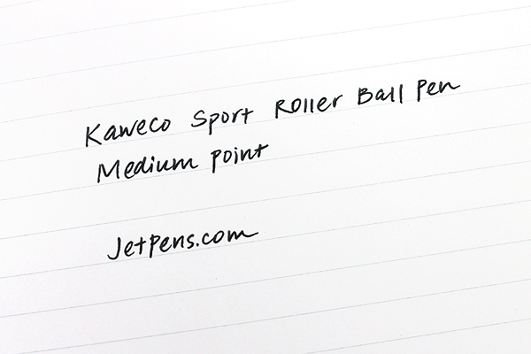 Kaweco Ice Sport Rollerball Pen - Medium Point - Blue Body - KAWECO 10000084