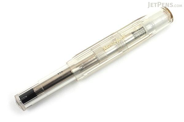 Kaweco Classic Sport Rollerball Pen - Medium Point - Clear Body - KAWECO 10000035