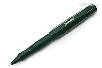 Kaweco Classic Sport Rollerball Pen - Medium Point - Green Body - KAWECO 10000497