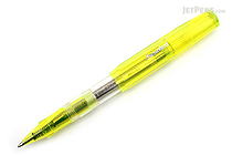 Kaweco Ice Sport Rollerball Pen - Medium Point - Yellow Body - KAWECO 10000581