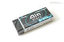 Pentel Hi-Polymer Ain Eraser Large - Black - PENTEL ZEAH10A