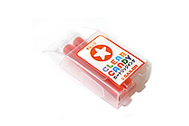 Sailor Clear Candy Fountain Pen Ink Cartridge - Orange - Pack of 2 - SAILOR 13-0113-173